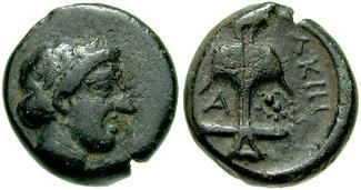 Автентични, редки и скъпи монети от Apollonia Pontica (Созопол) 6