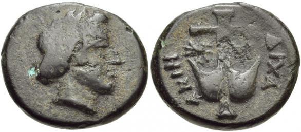 Автентични, редки и скъпи монети от Apollonia Pontica (Созопол) 5