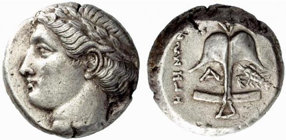 Автентични, редки и скъпи монети от Apollonia Pontica (Созопол) 7