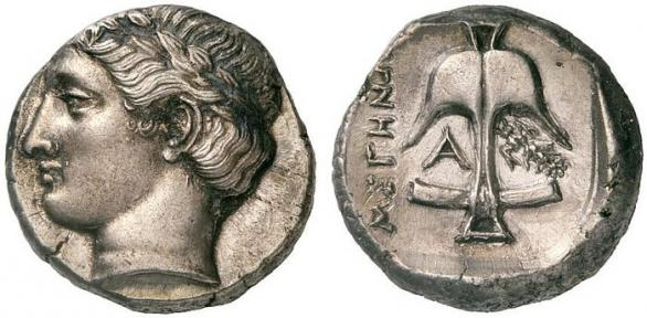 Автентични, редки и скъпи монети от Apollonia Pontica (Созопол) 13