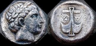 Автентични, редки и скъпи монети от Apollonia Pontica (Созопол) 9